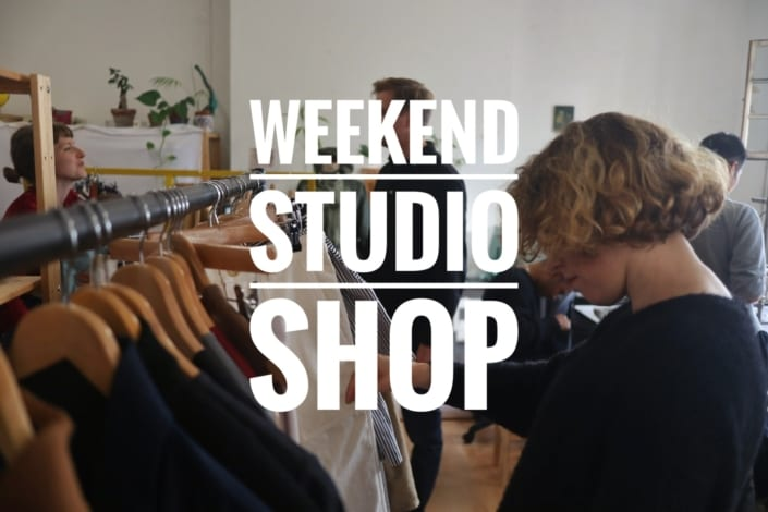 open studio sewing shop